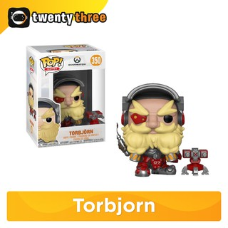 Mô hình đồ chơi Funko Pop • Torbjorn 350 • Overwatch