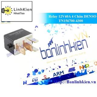 [Sale] Relay 12V40A 4 Chân DENSO TN156700-4300