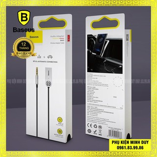 Bộ chuyển âm thanh không dây BASEUS BA01 Wireless Bluetooth Transmitter Stereo (Audio/ Music Bluetooth Receiver ...) ❤