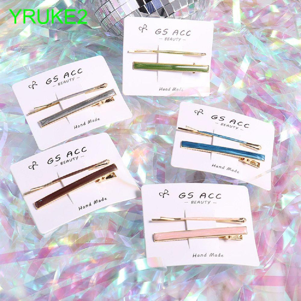Hairdressing Side Clip Barrettes Gift Styling Tools Hair Clips
