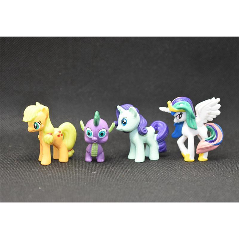 Legends Flying Horse Animal Model Toy Plastic Figures Gift