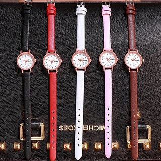 (Giá sỉ) Đồng hồ thời trang nữ Luobos dây da mẫu mới siêu hot