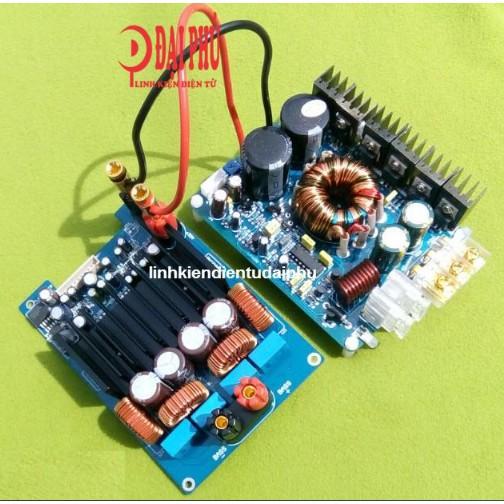 Bộ mạch amplifier TAS5630 Mono 600W chạy điện bình 12V - Thích hợp chế loa kéo - 3314921 , 1304872463 , 322_1304872463 , 1650000 , Bo-mach-amplifier-TAS5630-Mono-600W-chay-dien-binh-12V-Thich-hop-che-loa-keo-322_1304872463 , shopee.vn , Bộ mạch amplifier TAS5630 Mono 600W chạy điện bình 12V - Thích hợp chế loa kéo