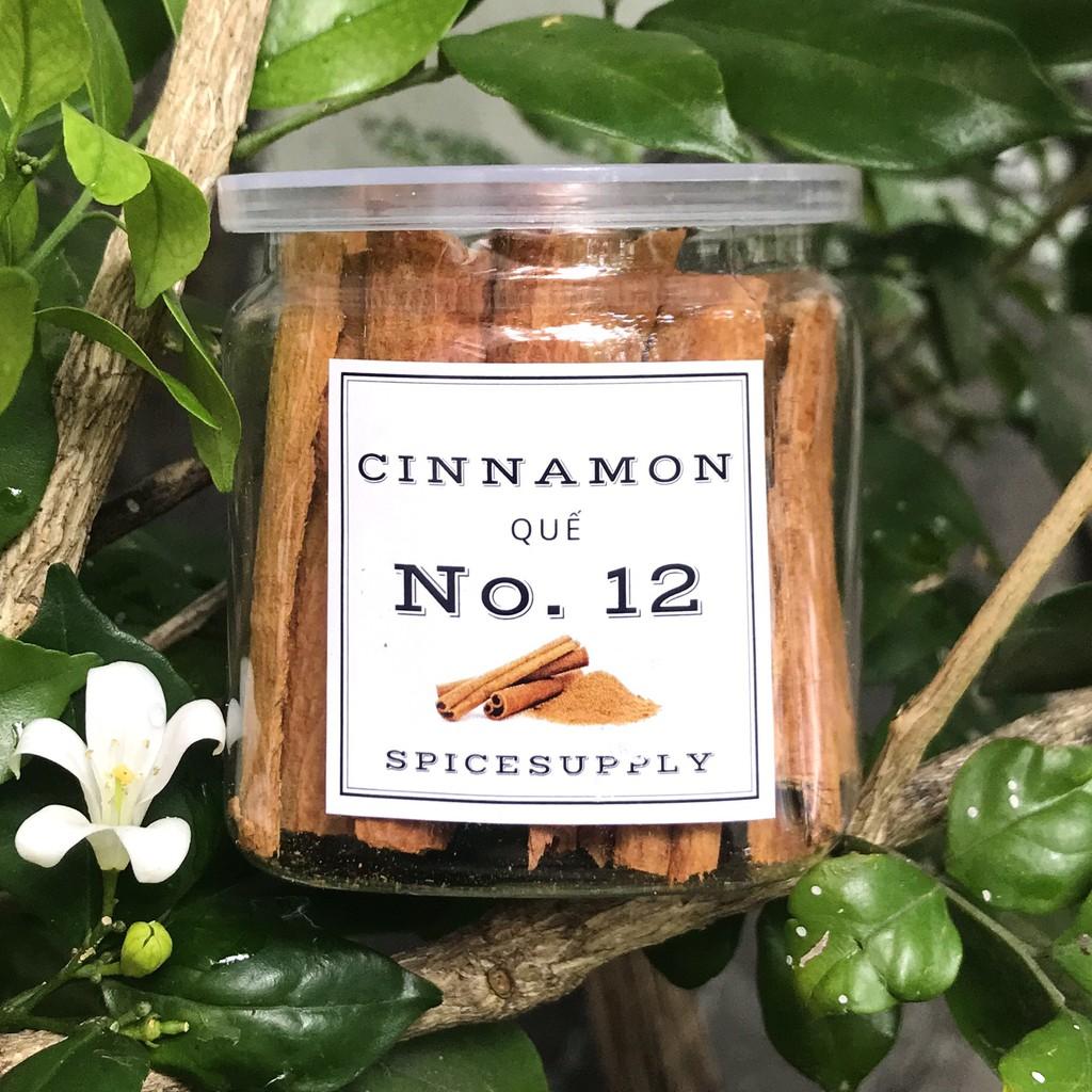 Cinnamon Sticks - Ống Quế Yên Bái Thanh Cạo Vỏ Ống Sáo