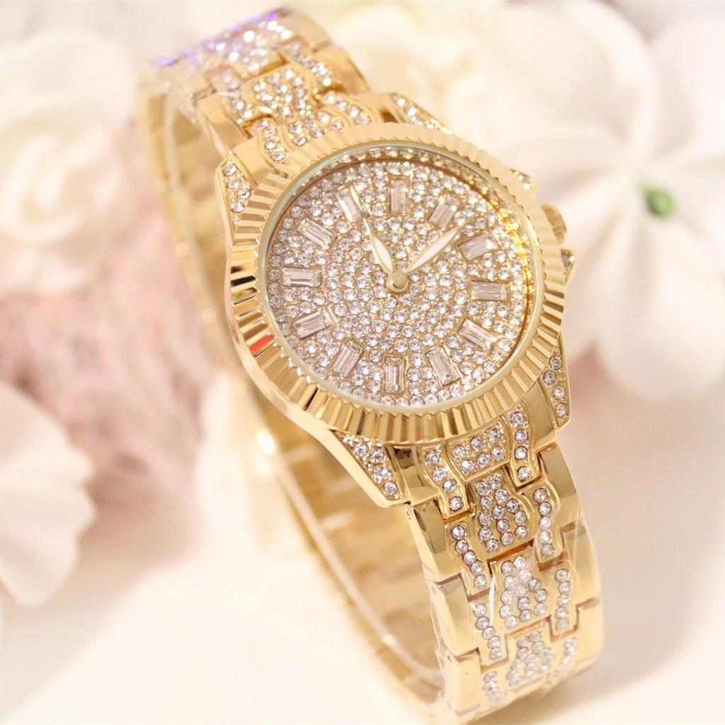 Đồng hồ nữ BS 1390 chính hãng dây kim loại không gỉ - 10084321 , 654640401 , 322_654640401 , 557000 , Dong-ho-nu-BS-1390-chinh-hang-day-kim-loai-khong-gi-322_654640401 , shopee.vn , Đồng hồ nữ BS 1390 chính hãng dây kim loại không gỉ