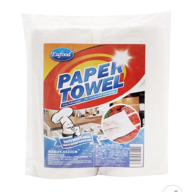 Bịch giấy thấm nước, dầu mỡ và làm khô thực phẩm