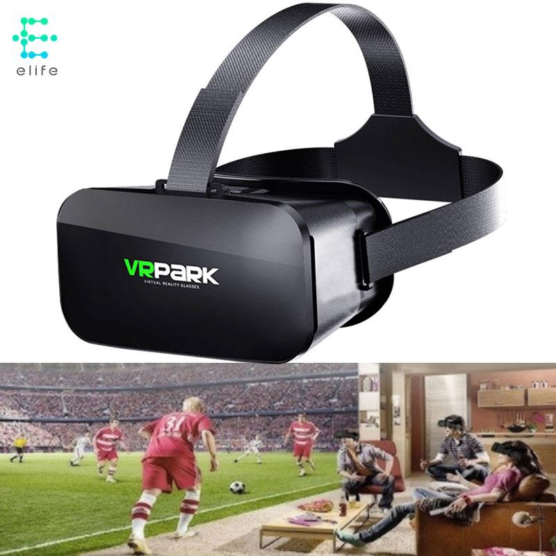 HA VRPARK VR Headset Glasses Virtual Reality Glasses Focus Adjustment Multifunctional
