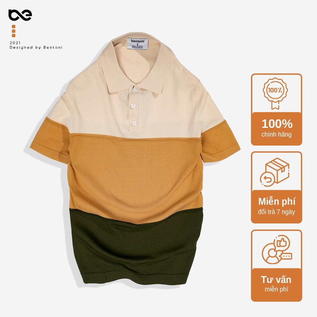 Áo phông có cổ Bentoni - Finn Polo sợi cotton, co giãn thoáng mát 2 màu