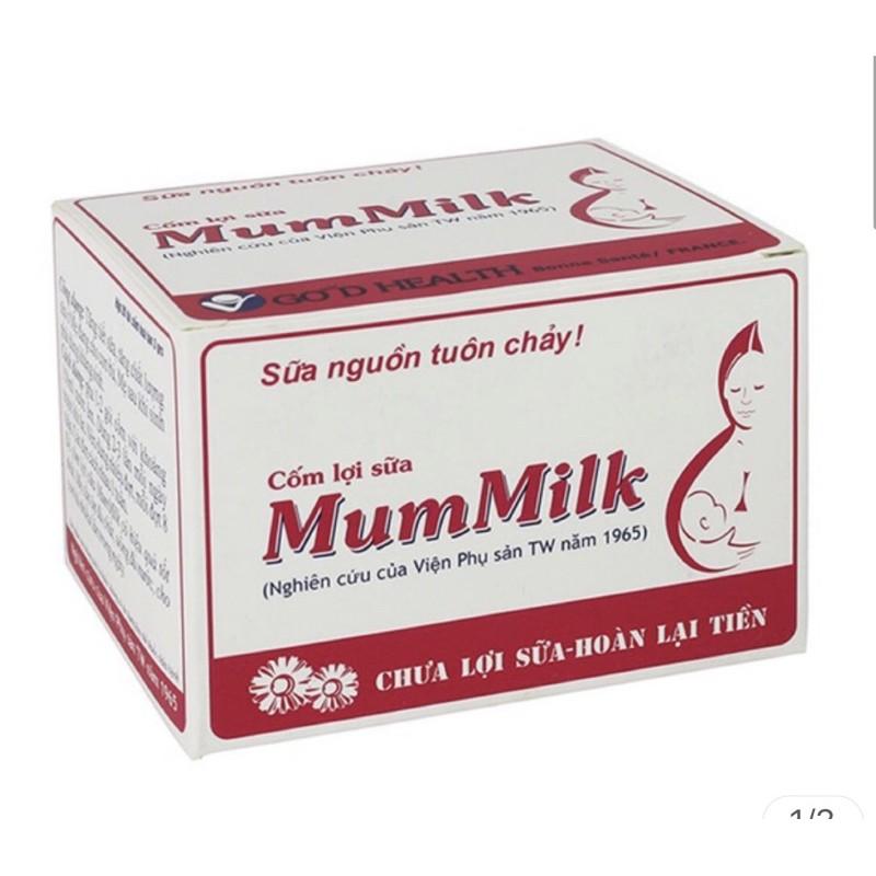 Mummilk ( Mua 6 tặng 1 gói tăm bông cho bé) - Sản Phẩm Nghiên Cứu Của Viện Phụ Sản...