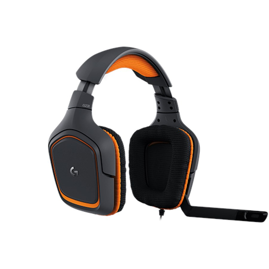 (BH24T - Hãng phân phối) Tai nghe gaming Logitech G231 Prodigy Gaming Headset màu đen .