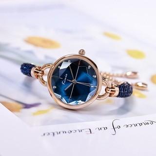 Đồng hồ nữ Kimio 6328 Dáng Lắc Cao Cấp - Màu Xanh Dương thumbnail