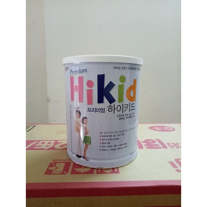 Sữa Hikid Premium tách béo tăng chiều cao nội địa Hàn Quốc (Date tháng 7/2019) - 3608361 , 1252778990 , 322_1252778990 , 499000 , Sua-Hikid-Premium-tach-beo-tang-chieu-cao-noi-dia-Han-Quoc-Date-thang-7-2019-322_1252778990 , shopee.vn , Sữa Hikid Premium tách béo tăng chiều cao nội địa Hàn Quốc (Date tháng 7/2019)