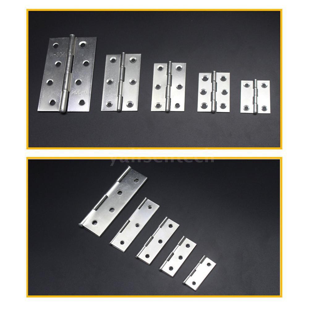 4pcs Stainless Steel Folding Butt Hinges Back Flap Hinge Home Furniture Hardware Door HingeIf you want to see more, pl - 13978213 , 2620858439 , 322_2620858439 , 32049 , 4pcs-Stainless-Steel-Folding-Butt-Hinges-Back-Flap-Hinge-Home-Furniture-Hardware-Door-HingeIf-you-want-to-see-more-pl-322_2620858439 , shopee.vn , 4pcs Stainless Steel Folding Butt Hinges Back Flap Hin