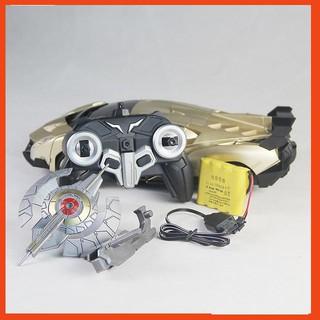 [S-KA] Siêu xe điều khiển từ xa biến hình Transfomer