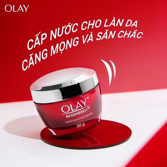 Bộ 2 kem dưỡng Olay Regenerist ngăn ngừa lão hóa ngày & đêm 50G/