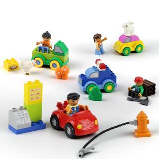 bộ đồ chơi xếp hình khối cho bé