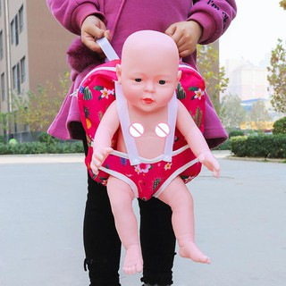 ❀pgs❀43cm/18inch Baby Doll Outgoing Packets Outdoor Carrying Dolls Girl Backpack❀❀