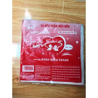 Miếng lót phân su Hiền Trang ( 9 miếng)