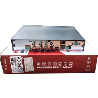 Đầu ghi hình 4 kênh 5.0MP hỗ trợ 5 in 1 HIVIZ HI-6204M1 - Hàng chính hãng thumbnail