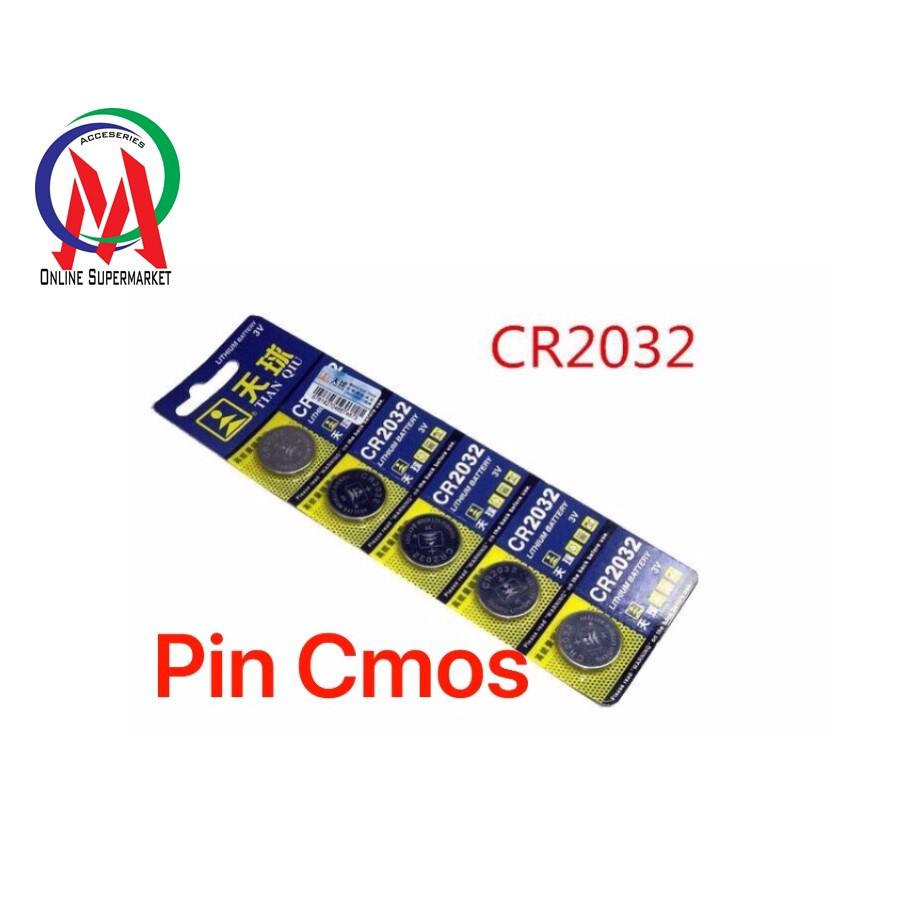 COMBO 5 CỤC PIN CMOS 3V