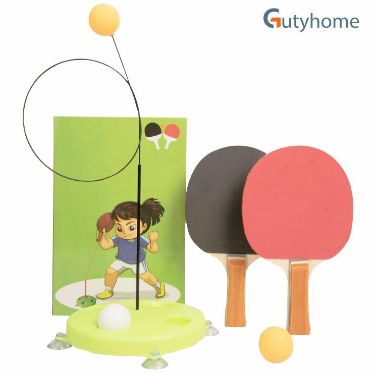[Mã TOYFSSMAY giảm 10K đơn 50K] Bộ đồ chơi bóng bàn luyện phản xạ dành cho mọi lứa tuổi