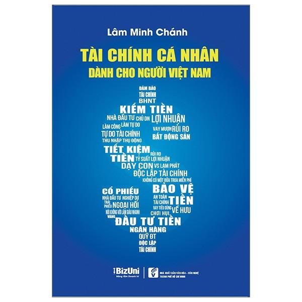 Sách - Tài Chính Cá Nhân Cho Người Việt Nam - Tặng Khóa học Online về Tài chính