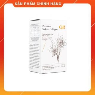 Bột Collagen Cao Cấp Kết Hợp Saffron (60 gói)