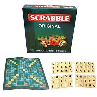 Bộ trò chơi scrabble giải đố bắn gà thumbnail
