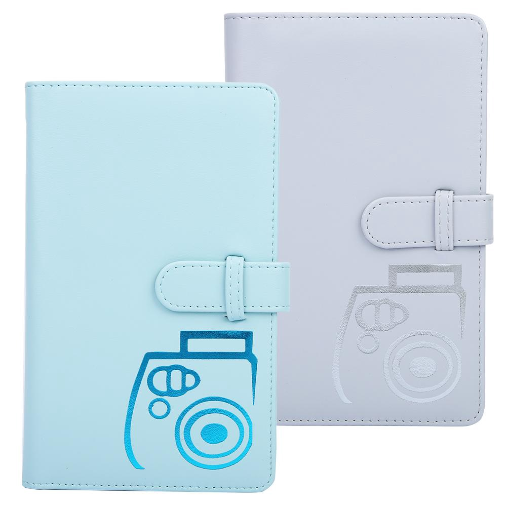 16 Pages 96 Slots 3 Inch Universal Photo Album Memory for Polaroid mini8/9/7s/25/70/90