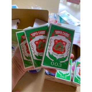 Bài 52 lá hộp giấy Đài Loan