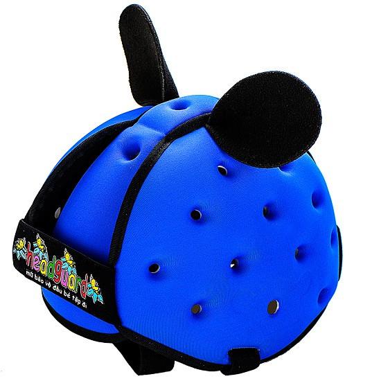 Mũ bảo hiểm bảo vệ đầu trẻ em HEADGUARD((Nón an toàn cho bé tập bò, tập đi, đạp xe )