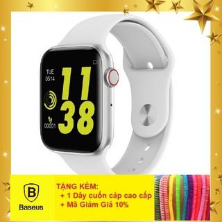 Đồng Hồ Thông Minh CAO CẤP Đồng Hồ Thông Minh W34 Siêu Phẩm Apple Watch Series 4