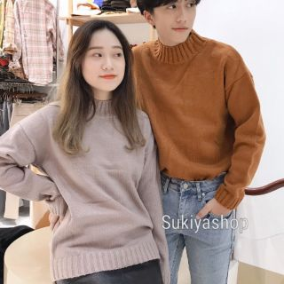 Áo len đôi phong cách Hàn Quốc