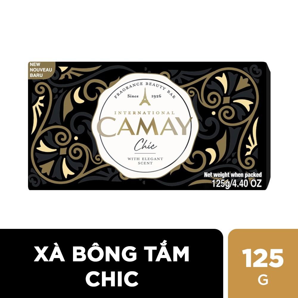 Xà bông tắm Camay Chic 125g