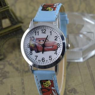 Đồng hồ chạy kim xe hơi cho bé tập xem giờ