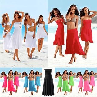 Chân Váy Quấn Bikini Thời Trang Âu Mỹ 2020
