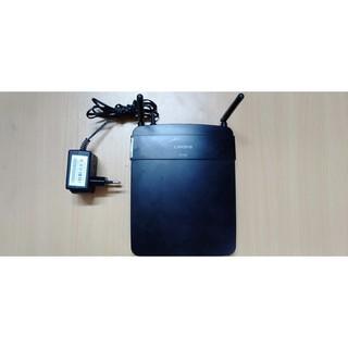 Bộ Phát Wifi Linksys E1700, Tốc Độ 300Mb, Hàng Chính Hãng