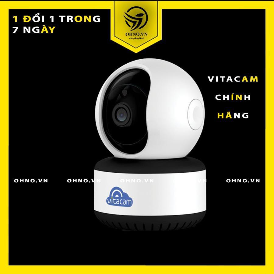Camera IP Wifi ngoài trời Vitacam C1080 giám sát trong nhà chống trộm 2.0  MPX – OHNO Việt Nam giảm chỉ còn 999,000 đ