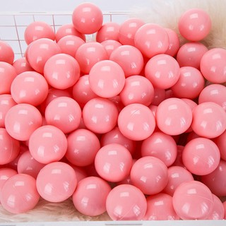 100pcs Baby Safe Soft Plastic Balls Play Pool Ocean Balls for Kids Toy Gift