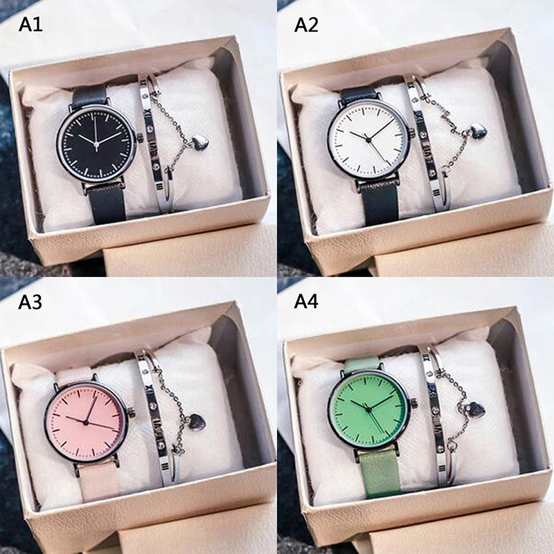 BSVN New Casual Korean Style Watch Fashion Trend Watch