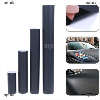 Tấm decal nhám màu đen kiểu 3d dùng để trang trí xe hơi diy thumbnail