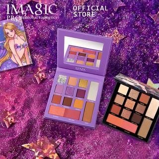 Hình ảnh Bảng phấn IMAGIC 13 màu trang điểm đa năng sành điệu-1