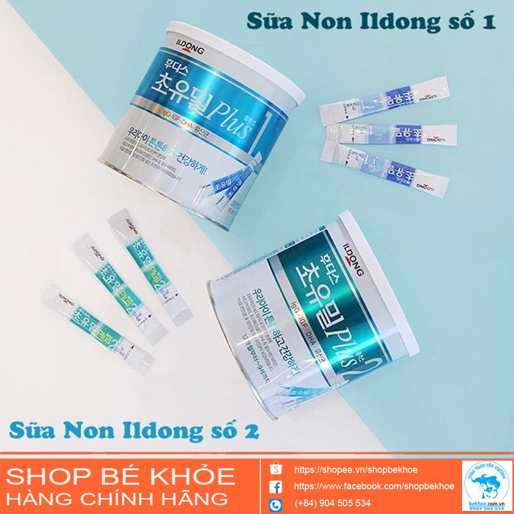 Sữa Non ildong Choyumeal Plus Hàn Quốc - Sữa Non Ildong Cho Bé Từ Sơ Sinh Gói Lẻ Cho Bé Dùng Thử thumbnail
