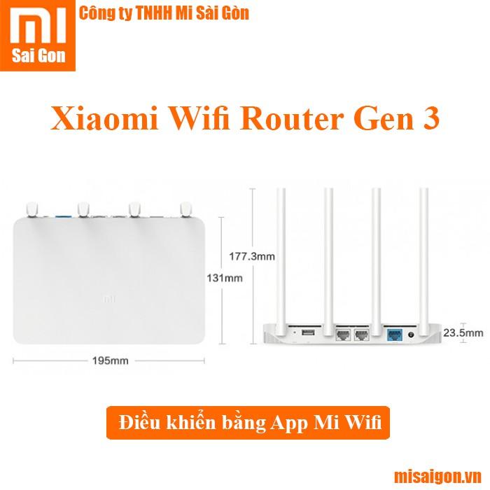 Xiaomi Wifi Router Gen 3