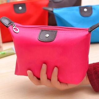 Portable Entrancing Multicolor Travel Cosmetic Bag Makeup Toiletry Case Pouch