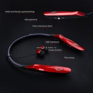 Hình ảnh Tai nghe bluetooth không dây 900sc chống nước đa năng tiện dụng T/072-6
