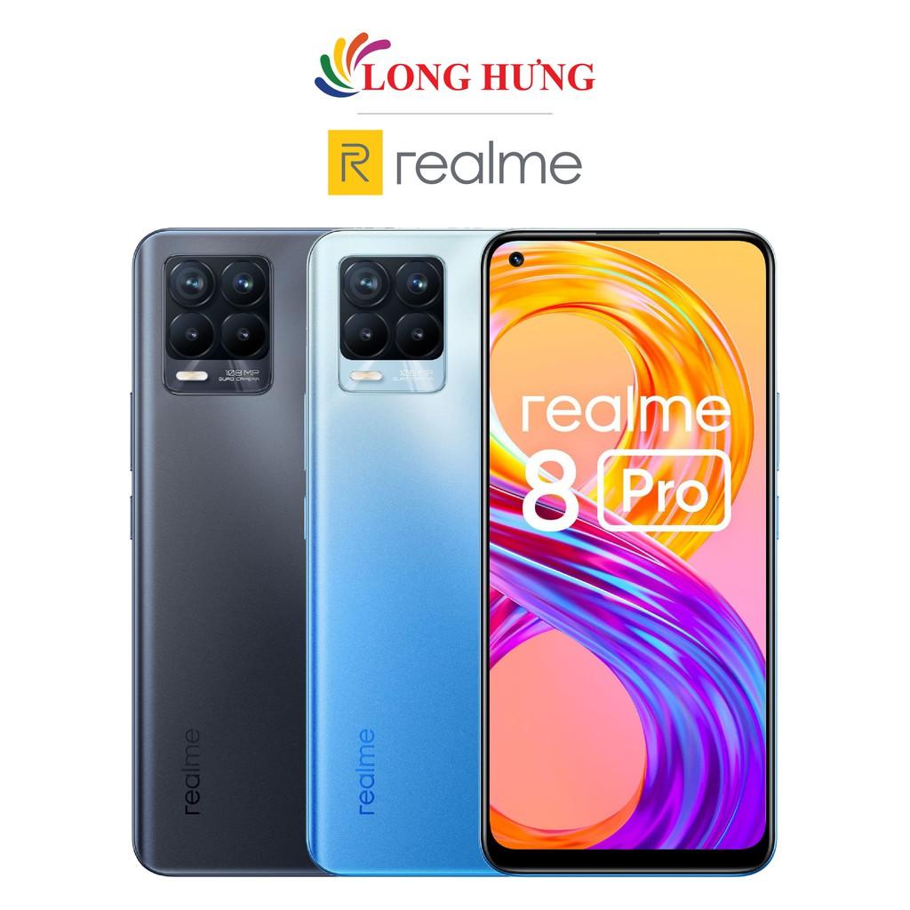 [Mã ELMALL1TR5 giảm 6% đơn 3TR] Điện thoại Realme 8...