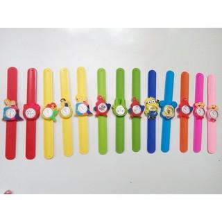[ Giá rẻ ] Đồng hồ đập tay cho em bé / trẻ em nam nhiều mẫu mã