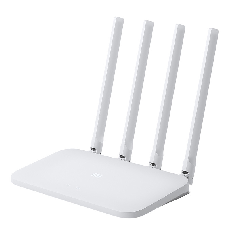 Xiaomi Mi WIFI Router 4C 802.11 b/g/n 2.4G 300Mbps 4 Antennas Smart APP Control Band Wireless