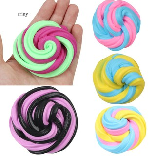 ♞60ml Multicolor Slime Toy Stress Relief Plasticine Scented Mud Clay Kids Gift